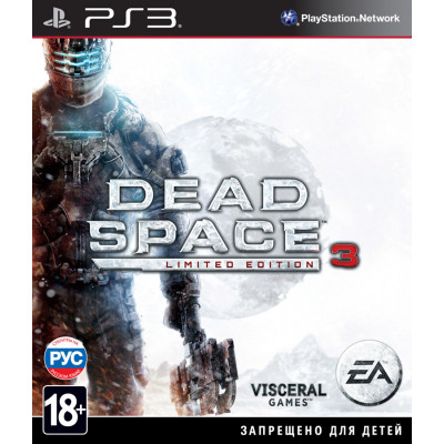 Dead Space 3. Limited Edition [PS3, русские субтитры]