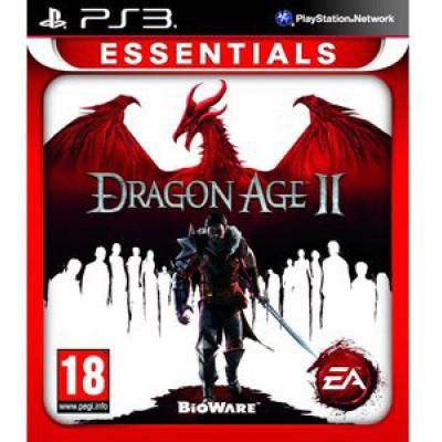 Dragon Age II (Essentials) [PS3, русские субтитры]