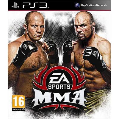 EA Sports MMA [PS3, английская версия]