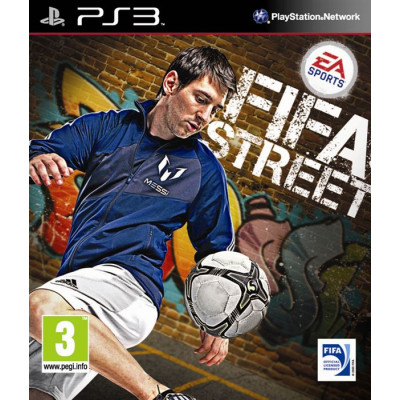 FIFA Street (Essentials) [PS3, английская версия]