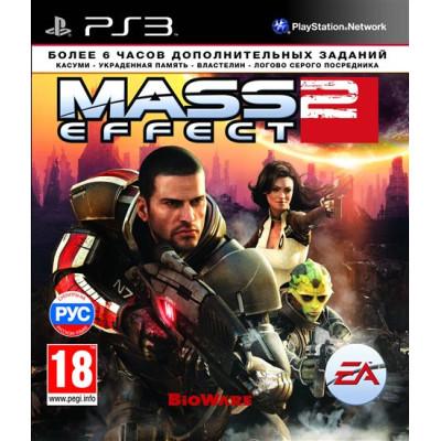 Mass Effect 2 [PS3, русские субтитры]