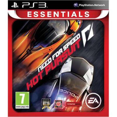 Need for Speed Hot Pursuit (Essentials) [PS3, русская версия]