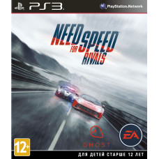 Need for Speed Rivals [PS3, русская версия]