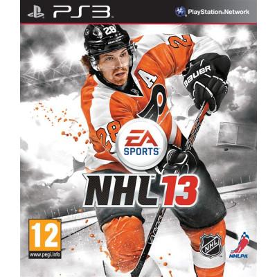 NHL 13 [PS3, русская документация]