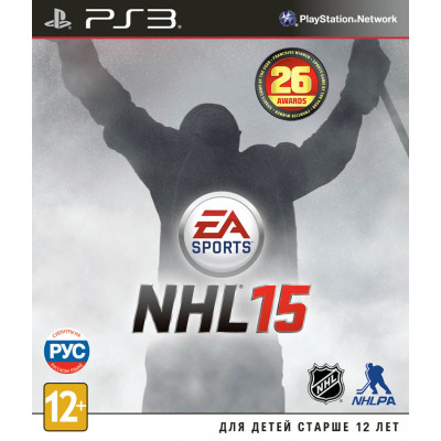 NHL 15 [PS3, русские субтитры]