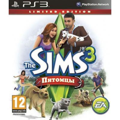 Sims 3: Питомцы. Limited Edition [PS3, русская версия]