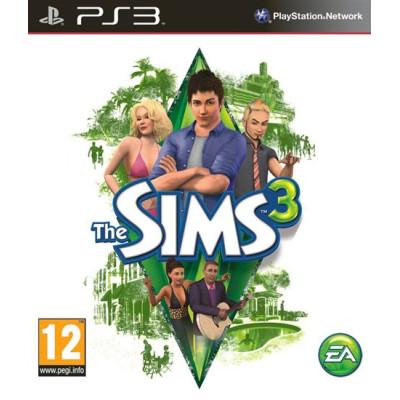 The Sims 3. Русская версия (PS3)