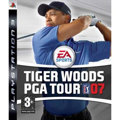 Tiger Woods PGA Tour 07 [PS3, английская версия]
