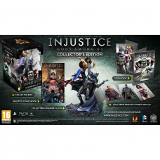 Injustice: Gods Among Us. Collector's Edition [PS3,XBOX360, европейская версия]