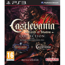 Castlevania: Lords of Shadow Collection [PS3, английская версия]