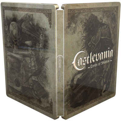 Castlevania: Lords of Shadow. Limited Edition Steelbook [PS3, европейская версия]