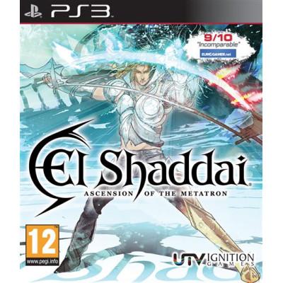 El Shaddai – Ascension of the Metatron [PS3, английская версия]