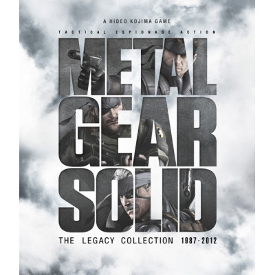 Metal Gear Solid: The Legacy Collection [PS3, русская документация]