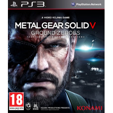 Metal Gear Solid V: Ground Zeroes [PS3, русские субтитры]
