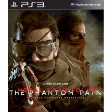 Metal Gear Solid V: The Phantom Pain [PS3, русские субтитры]