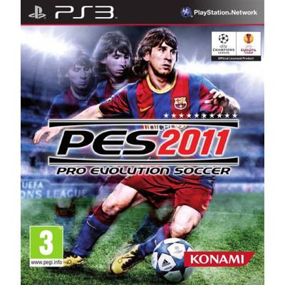Pro Evolution Soccer 2011 [PS3, русские субтитры]