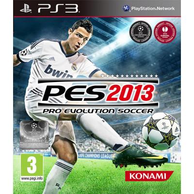 Pro Evolution Soccer 2013 [PS3, русские субтитры]