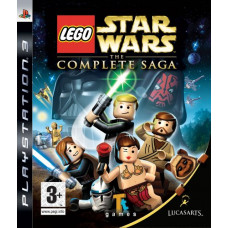 LEGO Star Wars: The Complete Saga [PS3, английская версия]