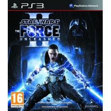 Star Wars: The Force Unleashed 2 [PS3, русская документация]