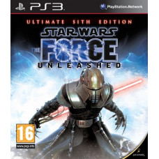Star Wars: The Force Unleashed. Ultimate Sith Edition [PS3, русские субтитры]
