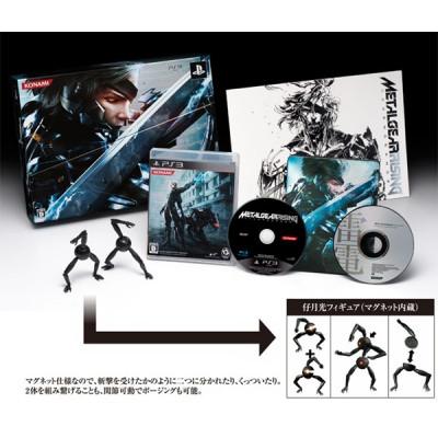 Metal Gear Rising: Revengeance. Premium Package Limited [PS3, японская версия]
