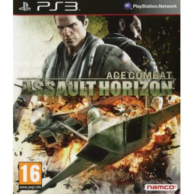 Ace Combat: Assault Horizon [PS3, английская версия]