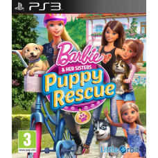Barbie and Her Sisters: Puppy Rescue [PS3, английская версия]
