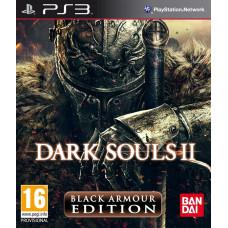 Dark Souls 2. Black Armour Edition [PS3, русские субтитры]
