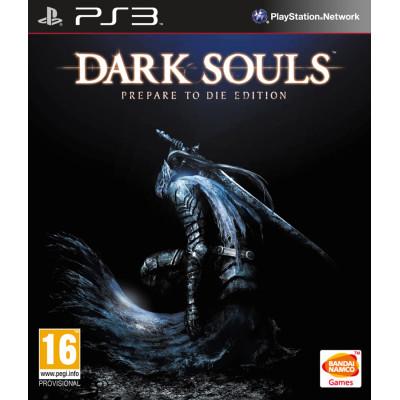 Dark Souls: Prepare to Die Edition [PS3, английская версия]