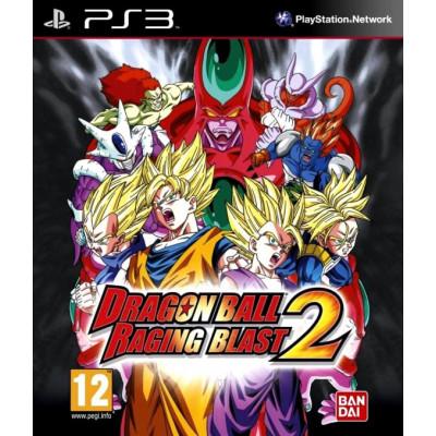 Dragon Ball: Raging Blast 2 [PS3, английская версия]