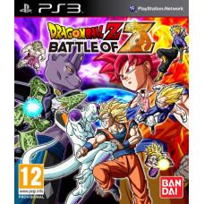 Dragon Ball Z: Battle of Z [PS3, английская версия]