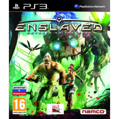 Enslaved: Odyssey to the West [PS3, русская документация]