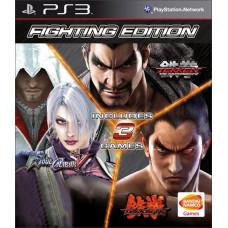 Fighting Edition (Tekken 6+Soul Calibur 5+Tekken Tag Tournament 2) [PS3, русские субтитры]