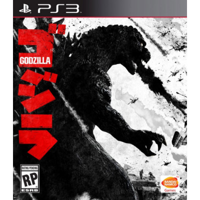 Godzilla 2015 [PS3, английская версия]