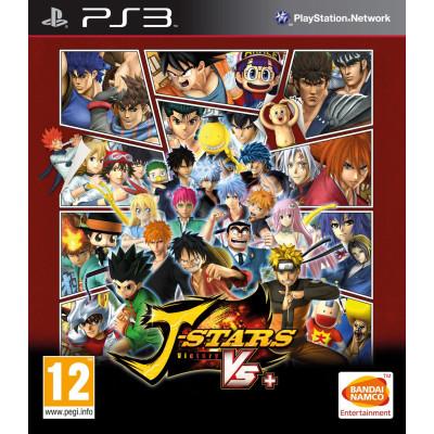 J-Stars Victory VS+ [PS3, английская версия]