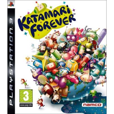 Katamari Forever [PS3, английская версия]