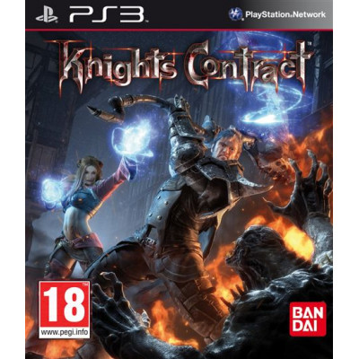 Knights Contract [PS3, английская версия]