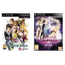 Комплект Tales of Xillia + Tales of Xillia 2 [PS3, английская версия]