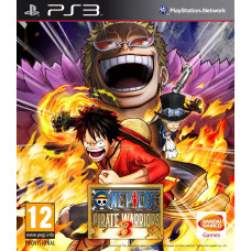 One Piece Pirate Warrior 3 [PS3, английские субтитры]