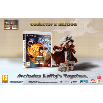 Игра для PlayStation 3 One Piece Pirate Warriors 2. Collector's Edition (европейская версия)