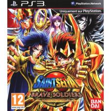 Saint Seiya: Brave Soldiers [PS3, английская версия]