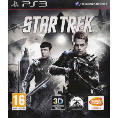 Star Trek [PS3, русские субтитры]