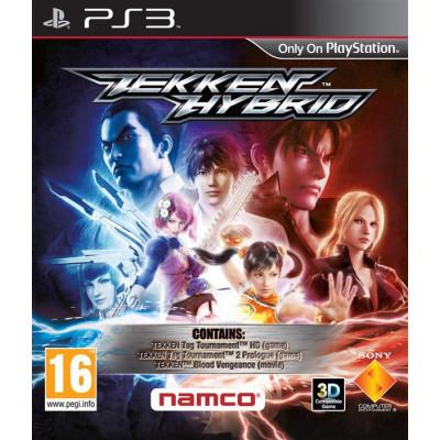 Tekken Hybrid (с поддержкой 3D) [PS3, английская версия]