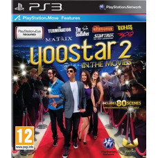 Yoostar 2: In The Movies (только для PS Move) [PS3, английская версия]