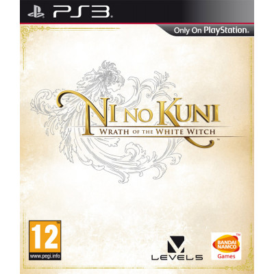 Ni no Kuni: Wrath of the White Witch [PS3, английская версия]