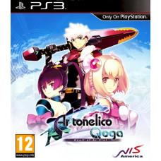Ar Tonelico Qoga: Knell of Ar Ciel [PS3, английская версия]