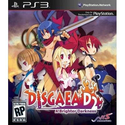 Disgaea D2: A Brighter Darkness [PS3, английская версия]