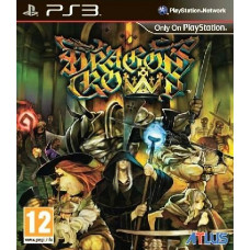 Dragon's Crown [PS3, английская версия]
