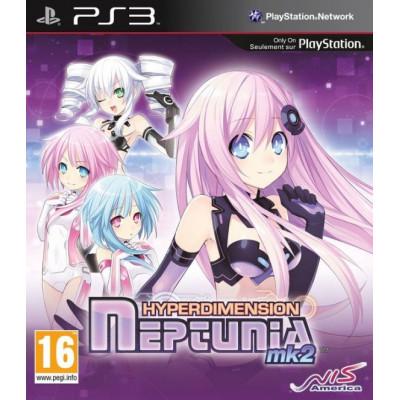 Hyperdimension Neptunia Mk 2 [PS3, английская версия]