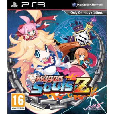 Mugen Souls Z [PS3, английская версия]